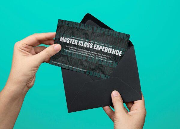 Invitacion Masterclass