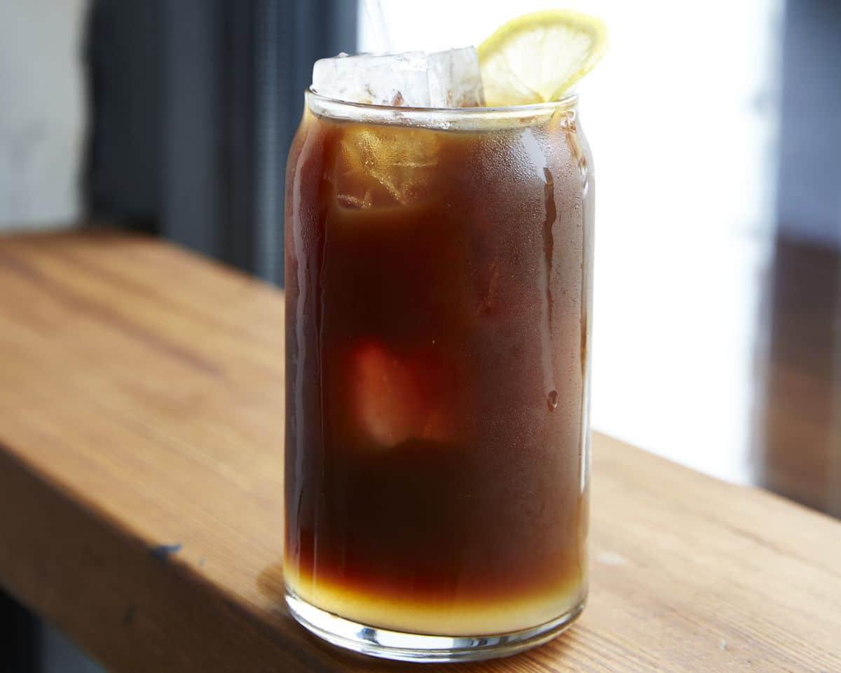 Arnold Palmer Cold Brew