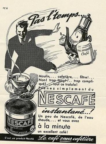 Nescafé - Café instantaneo